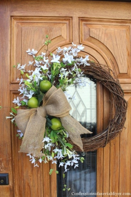 Simple-Spring-Wreath