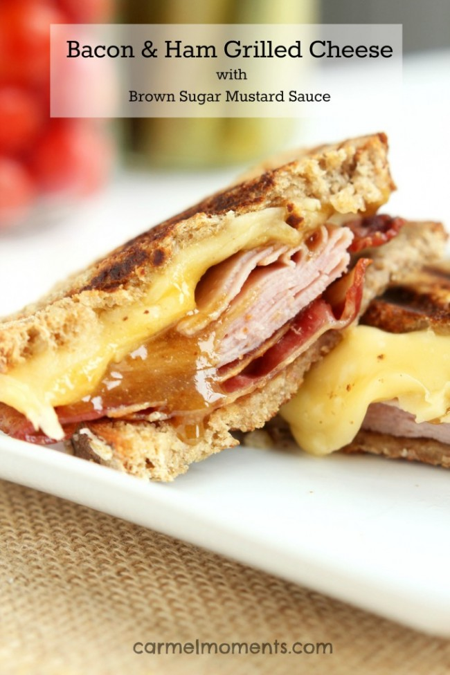 Bacon-Ham-and-Grilled-Cheese-with-Brown-Sugar-Mustard