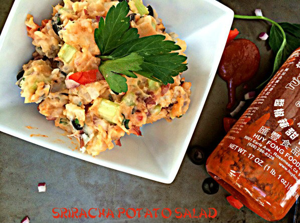 Sriracha-Potato-Salad