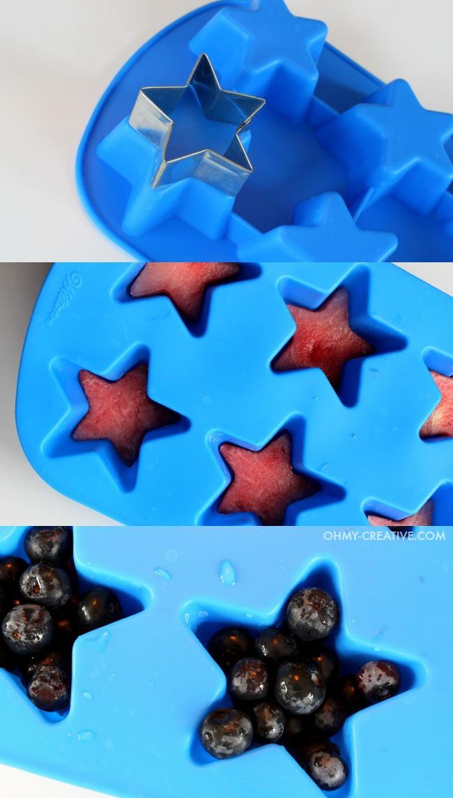 Wilton Mini Star Silicone Mold | OHMY-CREATIVE.COM