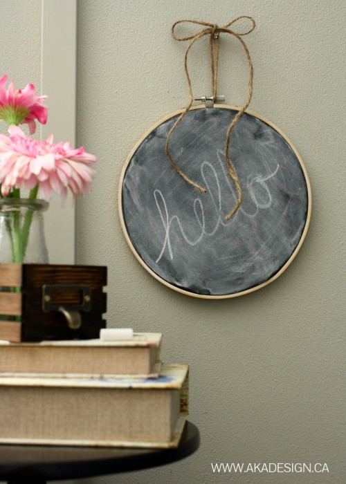 chalkboard-embroidery-hoop