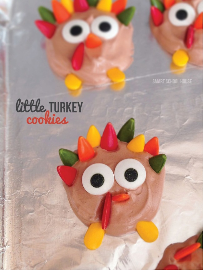 Little-Turkey-Cookies