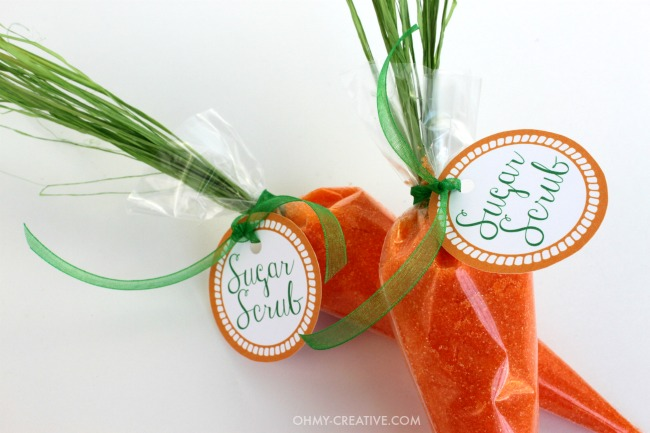 Free Printable Sugar Scrub Labels | OHMY-CREATIVE.COM
