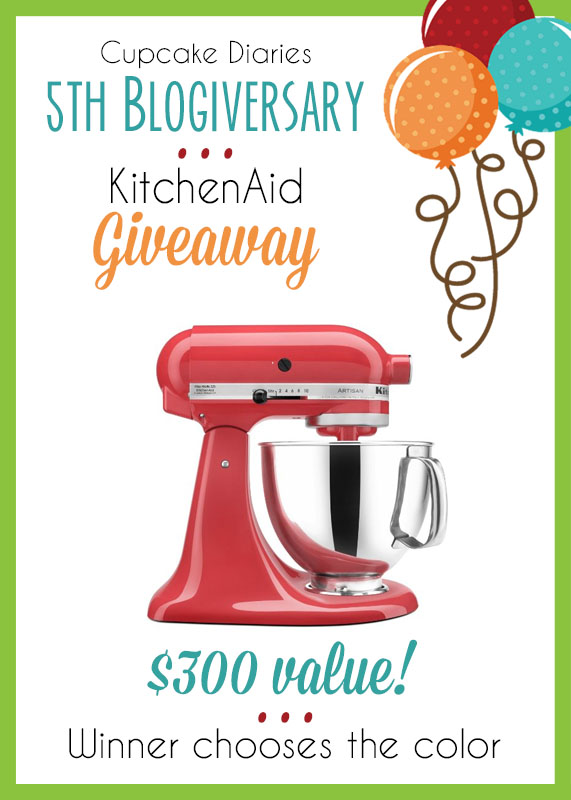 KitchenAid Giveaway Main | OHMY-CREATIVE.COM