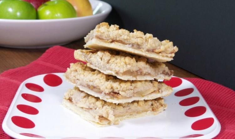 Sheet Pan Apple Crisp Recipe