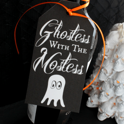 Free Halloween Printable Gift Tag
