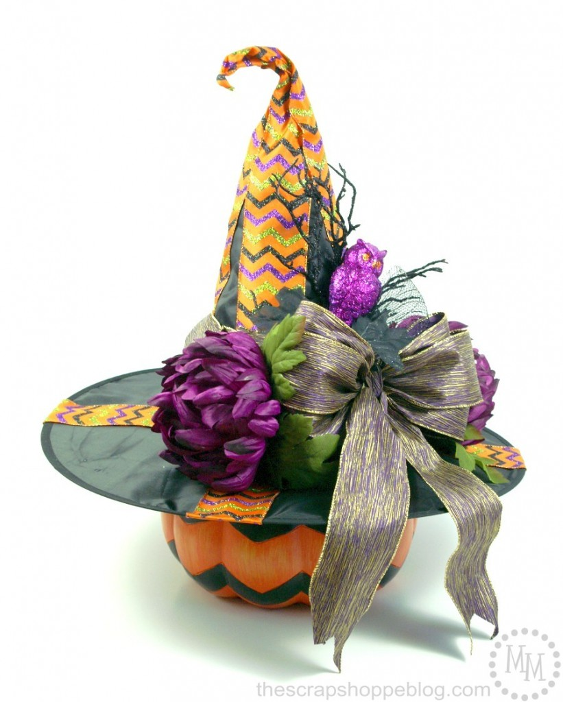 Decorative Halloween Witch Hat