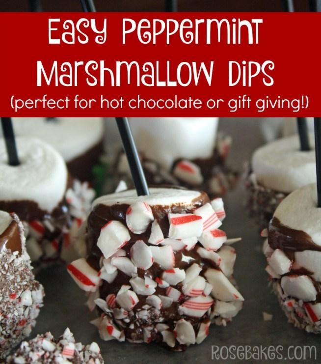 Peppermint-Marshmallow
