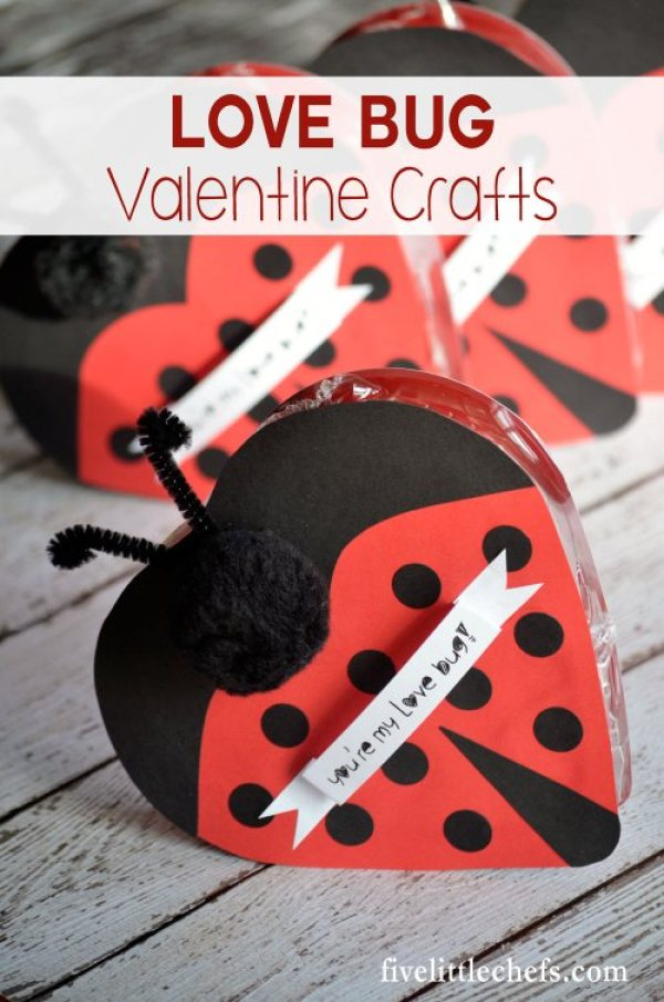 Love Bug Valentine's Day Gift