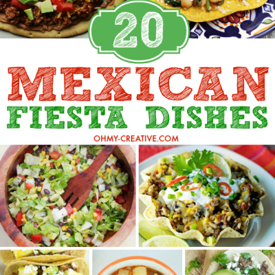 Mexican Food Recipes For Cinco de Mayo