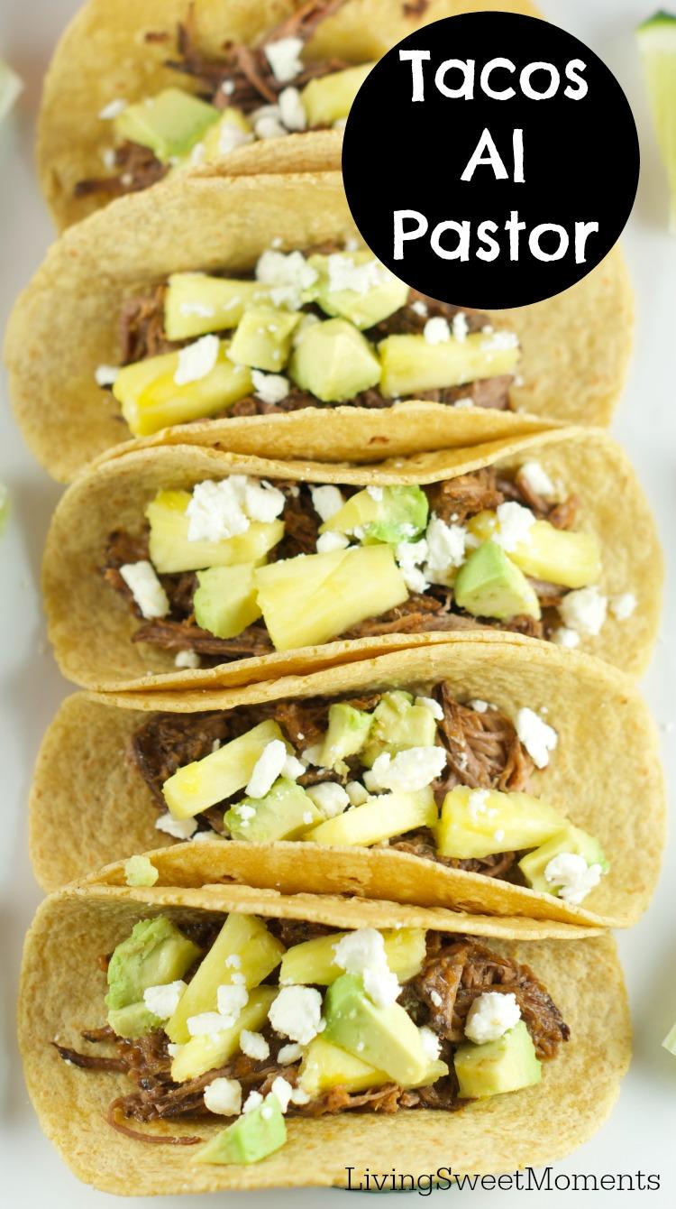 tacos al pastor recipes