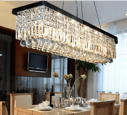 10 Stunning Crystal Chandelier Lights To Update Your Home! A New Light  Fixture Can Breath