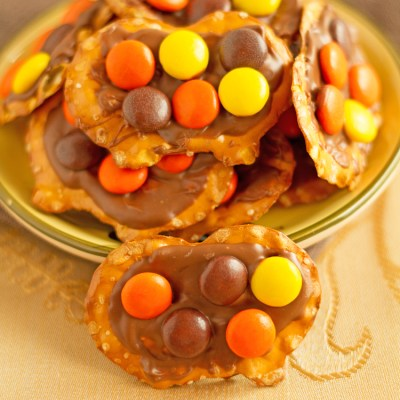 Leftover Halloween Candy Recipe