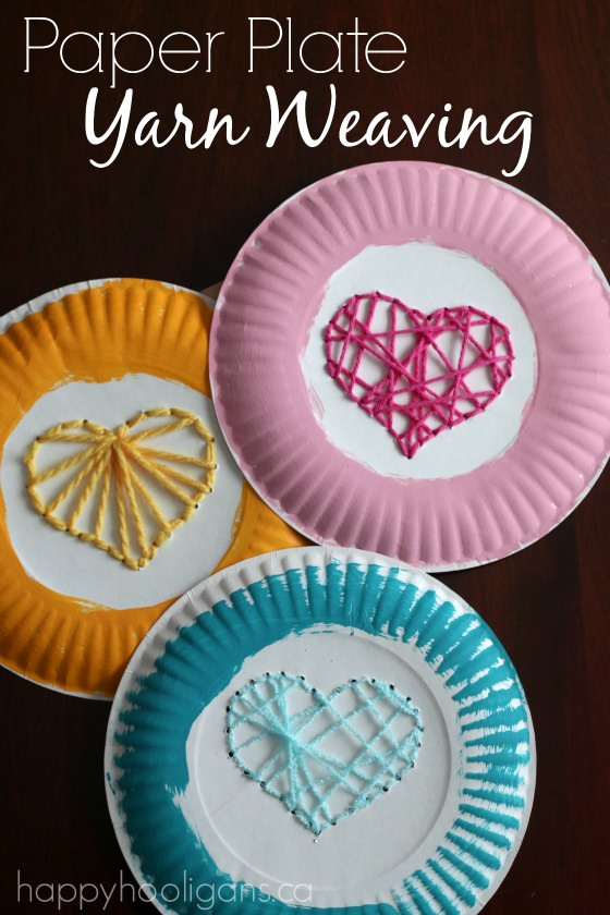 20 PAPER PLATE CRAFTS FOR KIDS | OHMY-CREATIVE.COM | kids crafts | & 20 Paper Plate Crafts For Kids - Oh My Creative