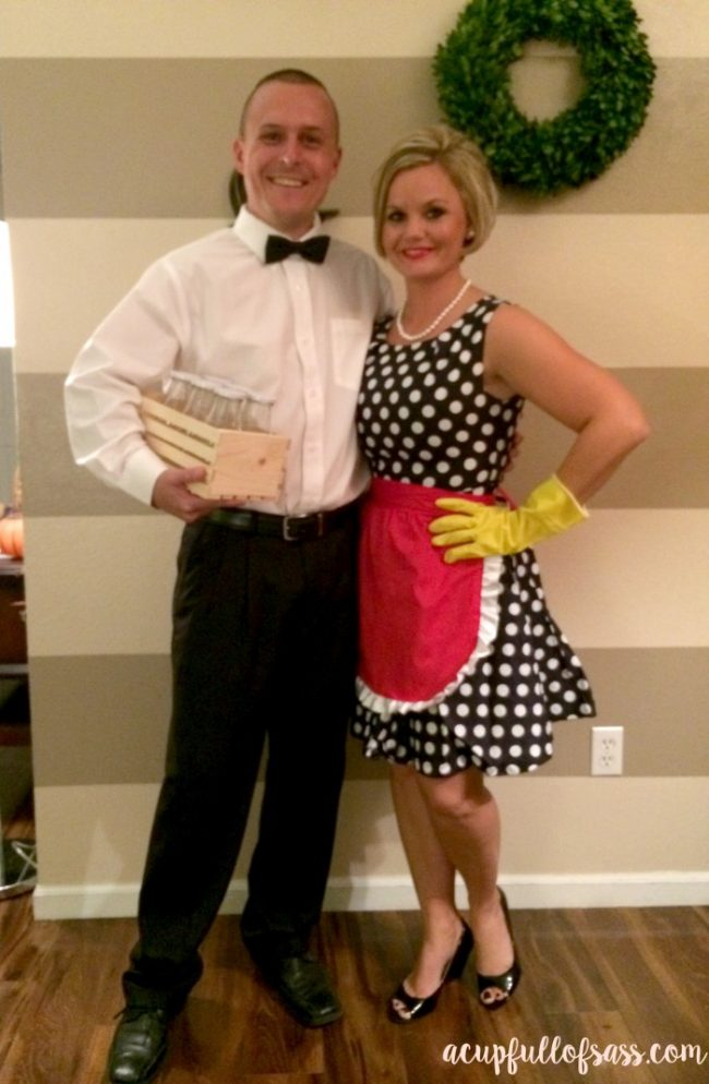 50 Couples Halloween Costume Ideas | OHMY-CREATIVE.COM | Adult Halloween Costume Ideas  sc 1 st  Oh My Creative & 50 Couples Halloween Costume Ideas - Oh My Creative