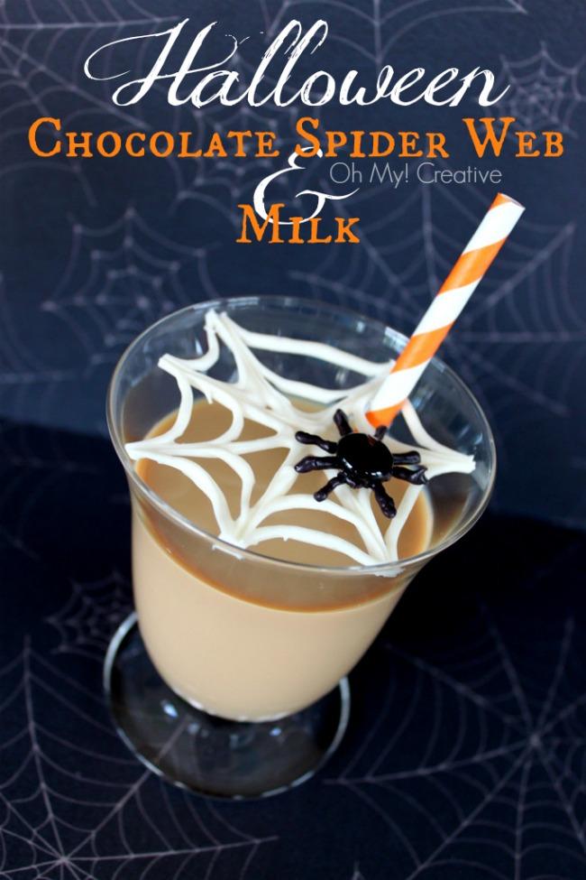 OHMY-CREATIVE.COM | Easy Treats | Treats for Kids | Easy Halloween Activities | Easy Halloween Treats | Fall Desserts | Halloween Desserts | Fall Treats for Kids | Easy Fall Recipes | Simple Fall Desserts |