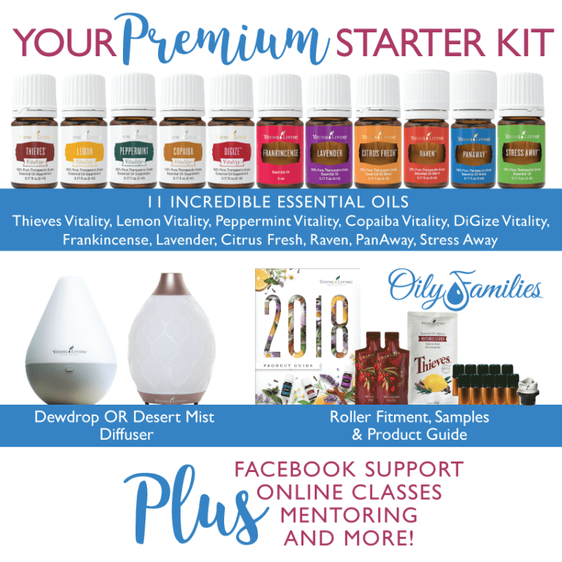 How to sign up for Young Living Essential Oils