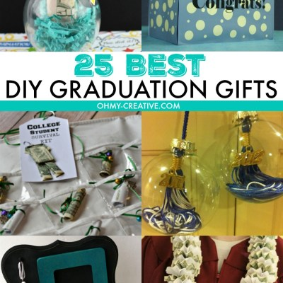 25 Best DIY Graduation Gifts