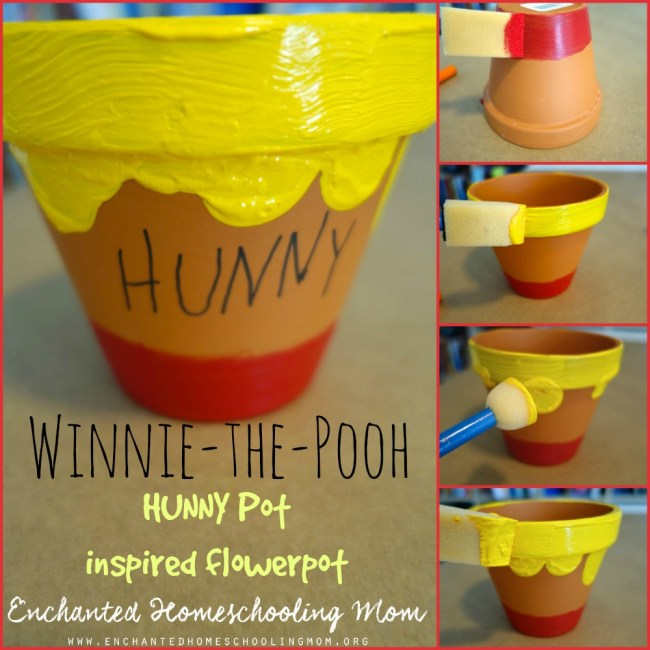 Oh-My Creative | Winnie the Pooh | Winnie the Pooh Crafts | Winnie the Pooh Activities | Winnie the Pooh Recipes |