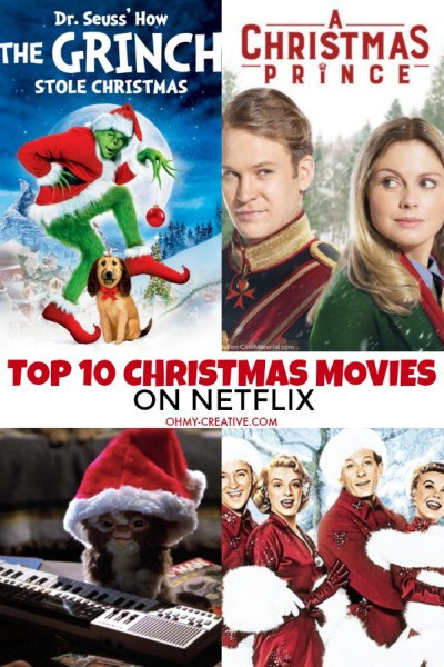 Top 10 Christmas Movies On Netflix: Best Christmas Movies to Watch