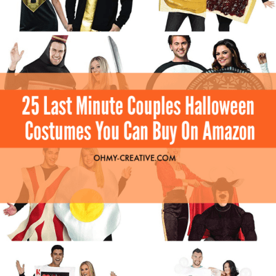 25 Last-Minute Couples Halloween Costumes You Can Buy On Amazon