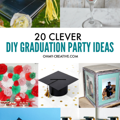 20 Clever DIY Graduation Party Ideas