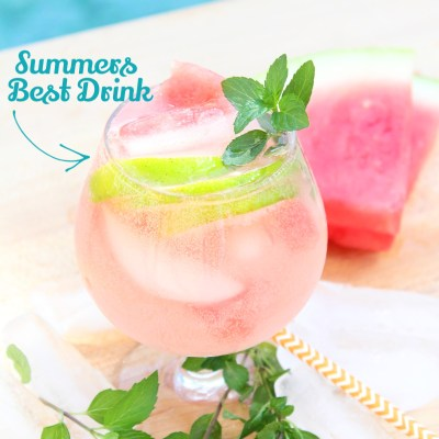 Delicious Watermelon Mojito Recipe