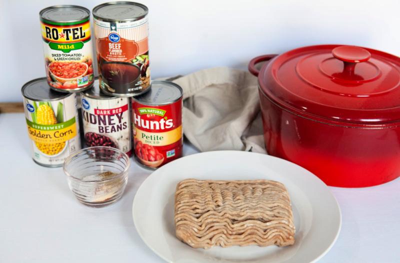 Weight Watchers Turkey Chili Recipe Oh My Creative