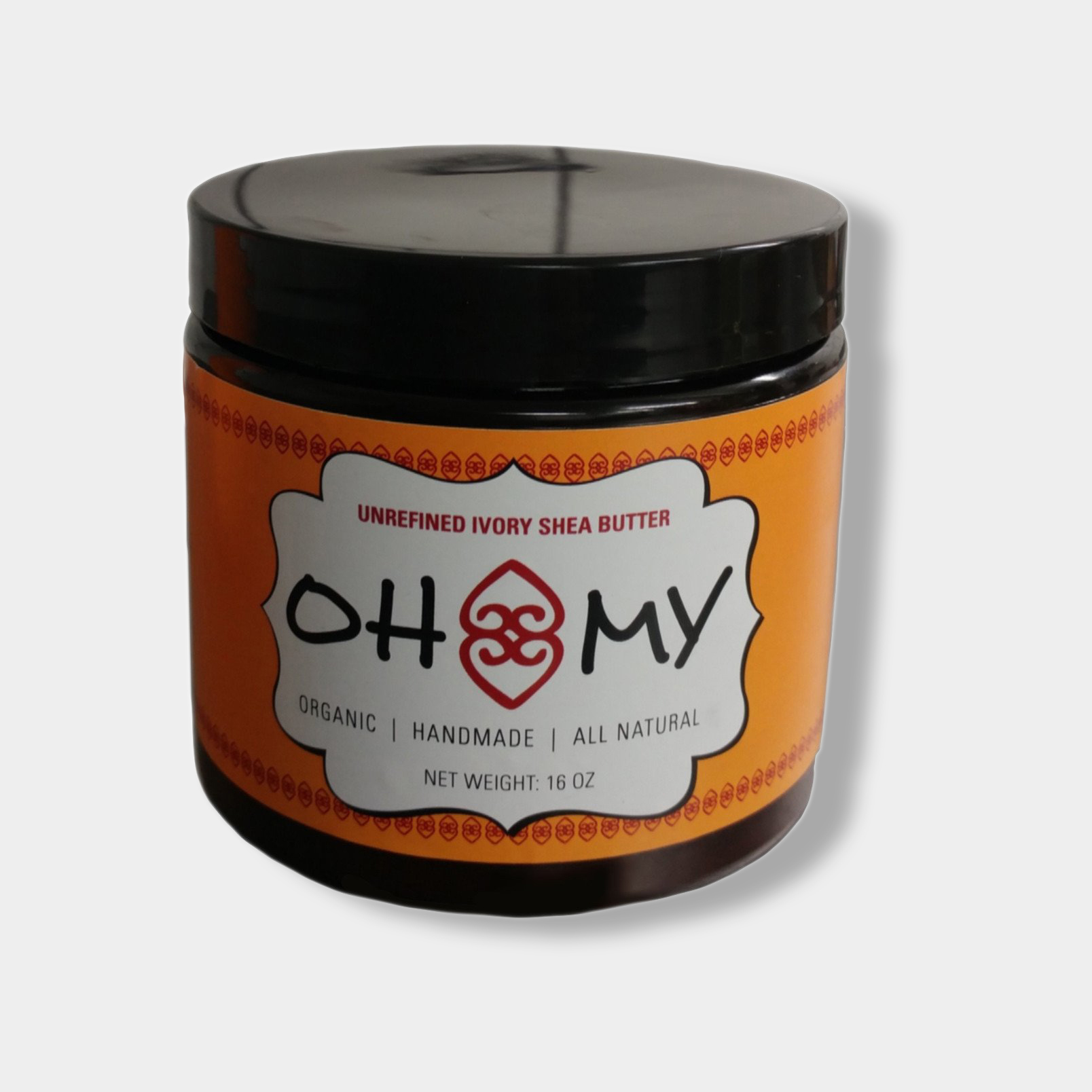 Unrefined Organic Ivory Shea Butter African Raw Pure ...