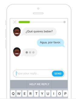 Chatbot Duolingo