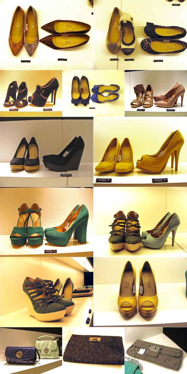 Santa Lolla Rio Preto Shopping Coleção Verão 2012