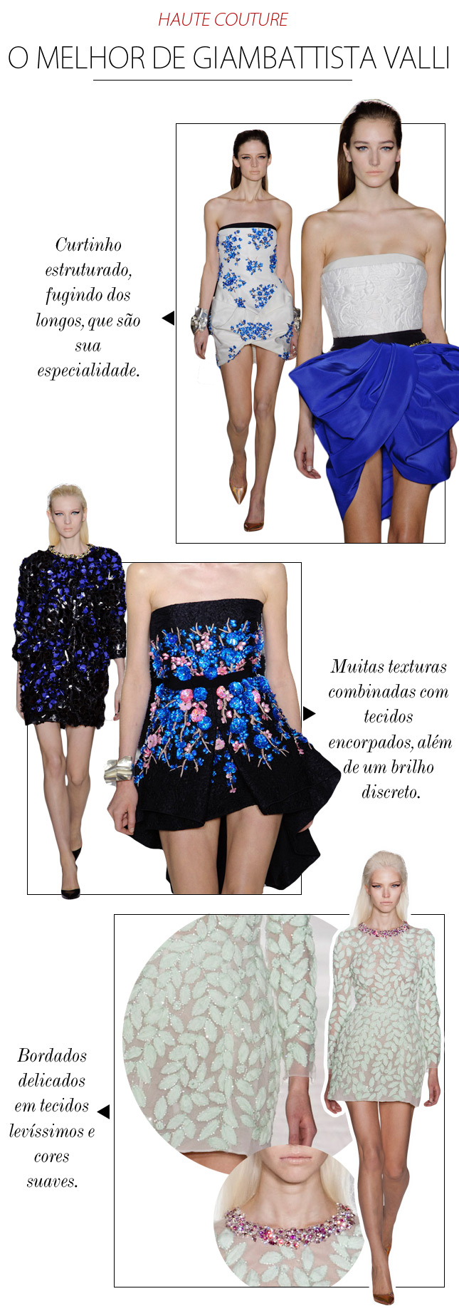 haute couture giambattista valli  desfile blog de moda oh my closet alta costura vestido de festa vestido longo looks passarela