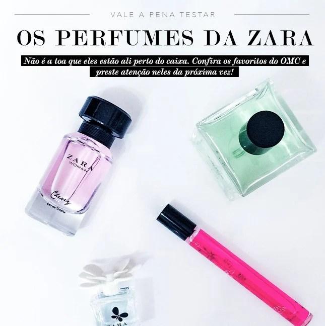 Os perfumes da Zara são do tipo achadinho must have e a blogger Mônica Araújo separou os preferido dela, vem ver!