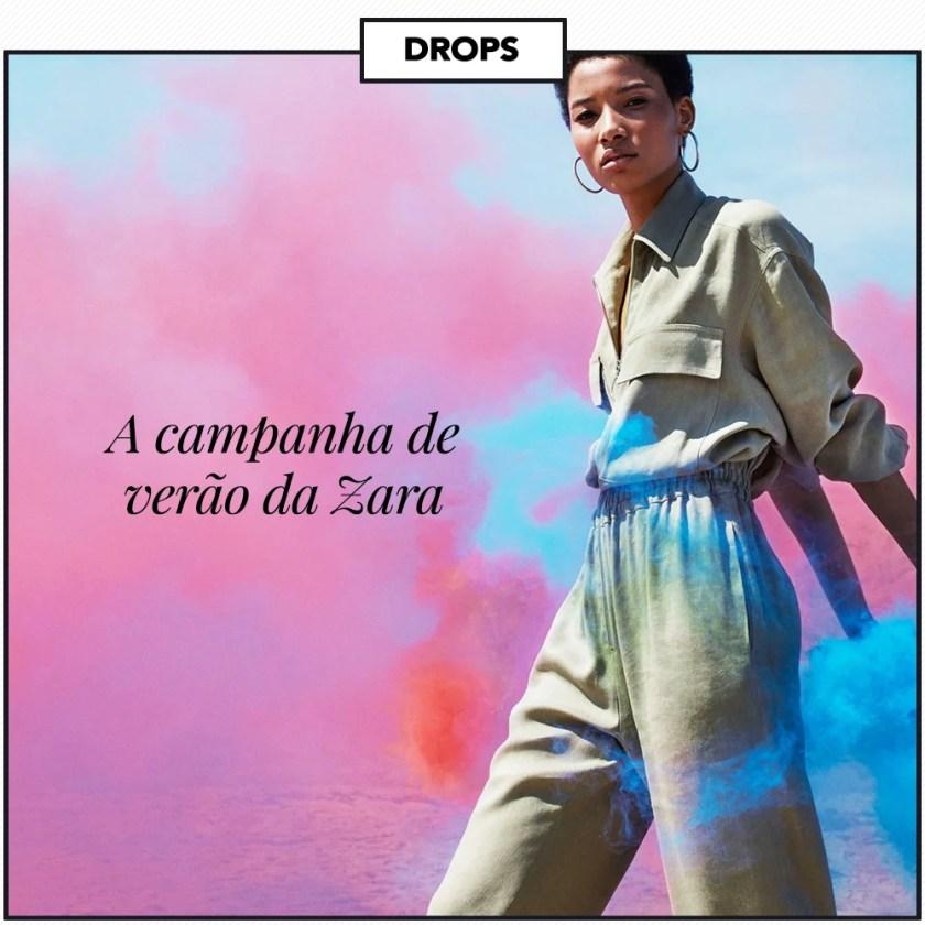 A campanha de verão da Zara está afinada! Vem ver o que ela têm em comum com as cores do ano no Oh My Closet!