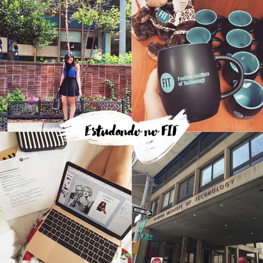 Estudar no FIT tornou essa viagem inesquecível. NYC é o destino preferido da top blogger Mônica Araújo, veja mais no OMC!