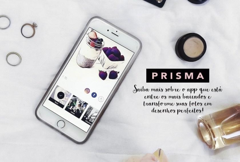 O Prisma é o app perfeito para transformar suas fotos em desenhos. Vem que tá tudo no Oh My Closet!