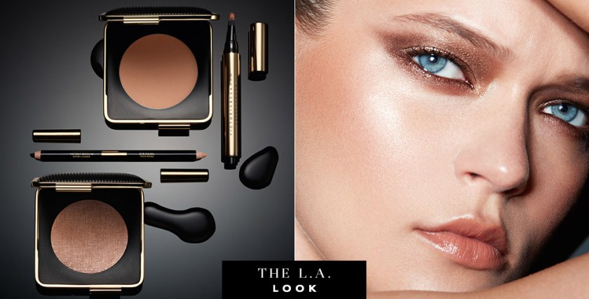 Victoria Beckham Estée Lauder Los Angeles Look collection. Veja no Oh My Closet essa dica de make!