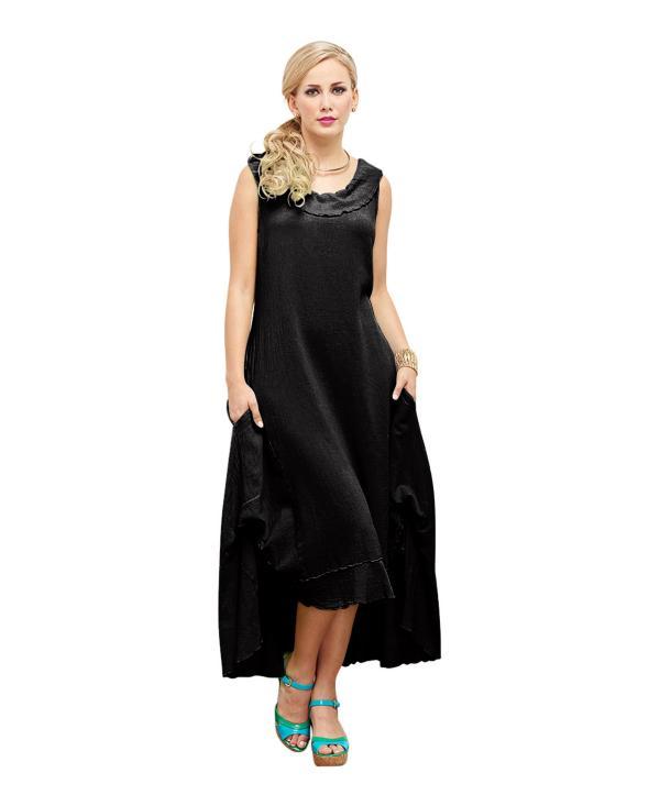 Gauze Milan Dress Lagenlook Casual 100 Cotton