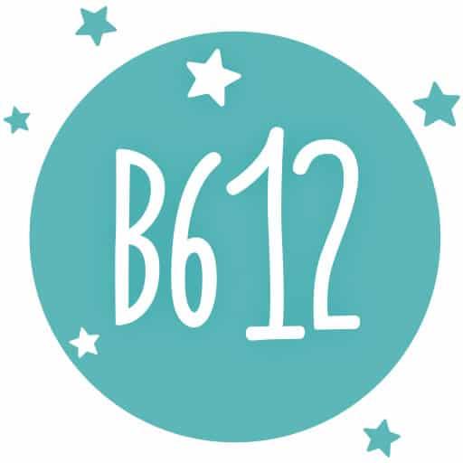 B612 Apps Selfie LINE