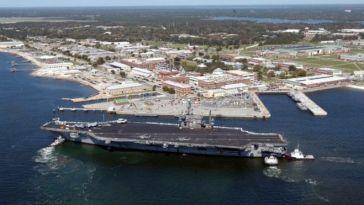 US Naval Base
