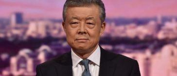 China warns UK