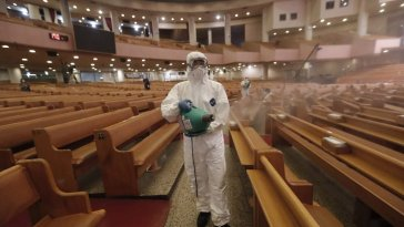 South Korea outbreak