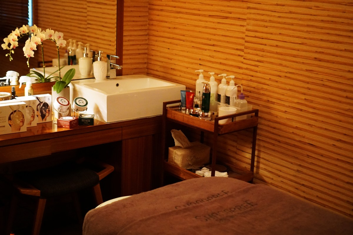 Korean Luxury Facial - My Shangpree Spa Experience!