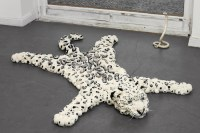 MYK-Berlin snow leopard carpet | OH MY GOODNESSOH MY GOODNESS
