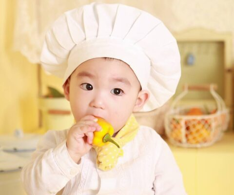 Table Talk: Cooking With Kids