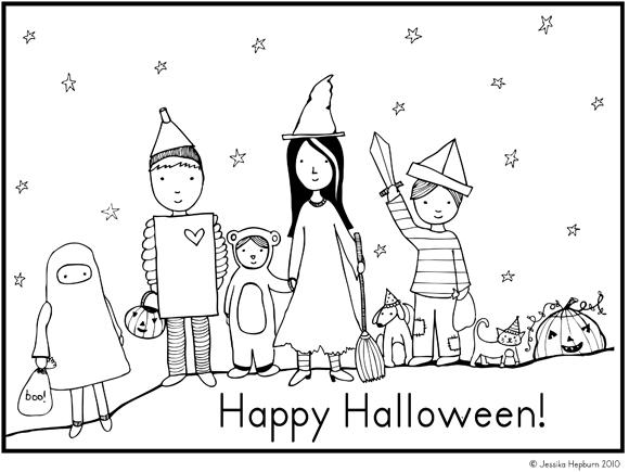 Happy Halloween Handmakers!