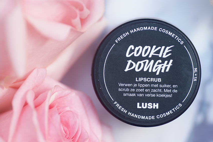 review lush cookie dough