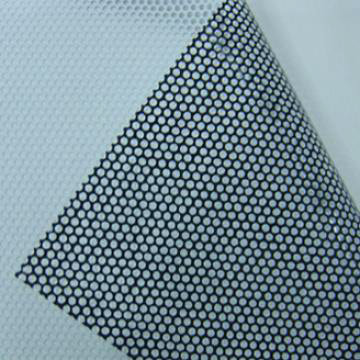 Perforated Vinyl Vancouver