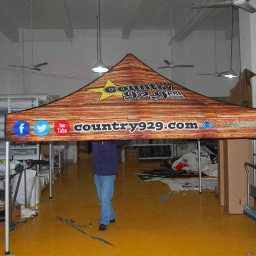 Pop-up-Canopy-Tent-Printing-for-client-near-London-Ontario
