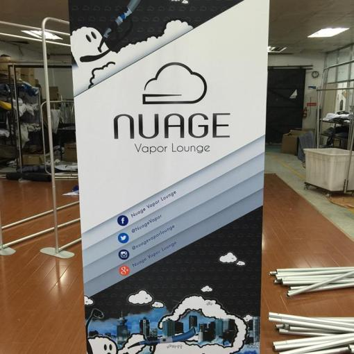 Retractable Banners Vancouver